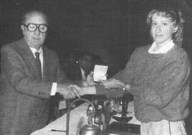 Nel 1988 la Palma d'Oro fu assegnata a Monica Bandini, campionessa mondiale di ciclismo