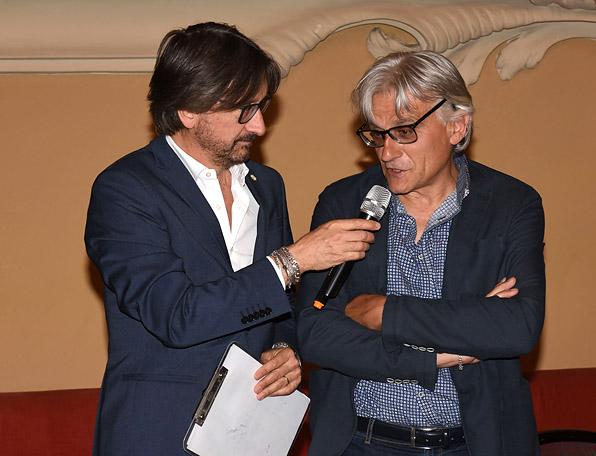 Marco Viroli intervista Marino Amadori